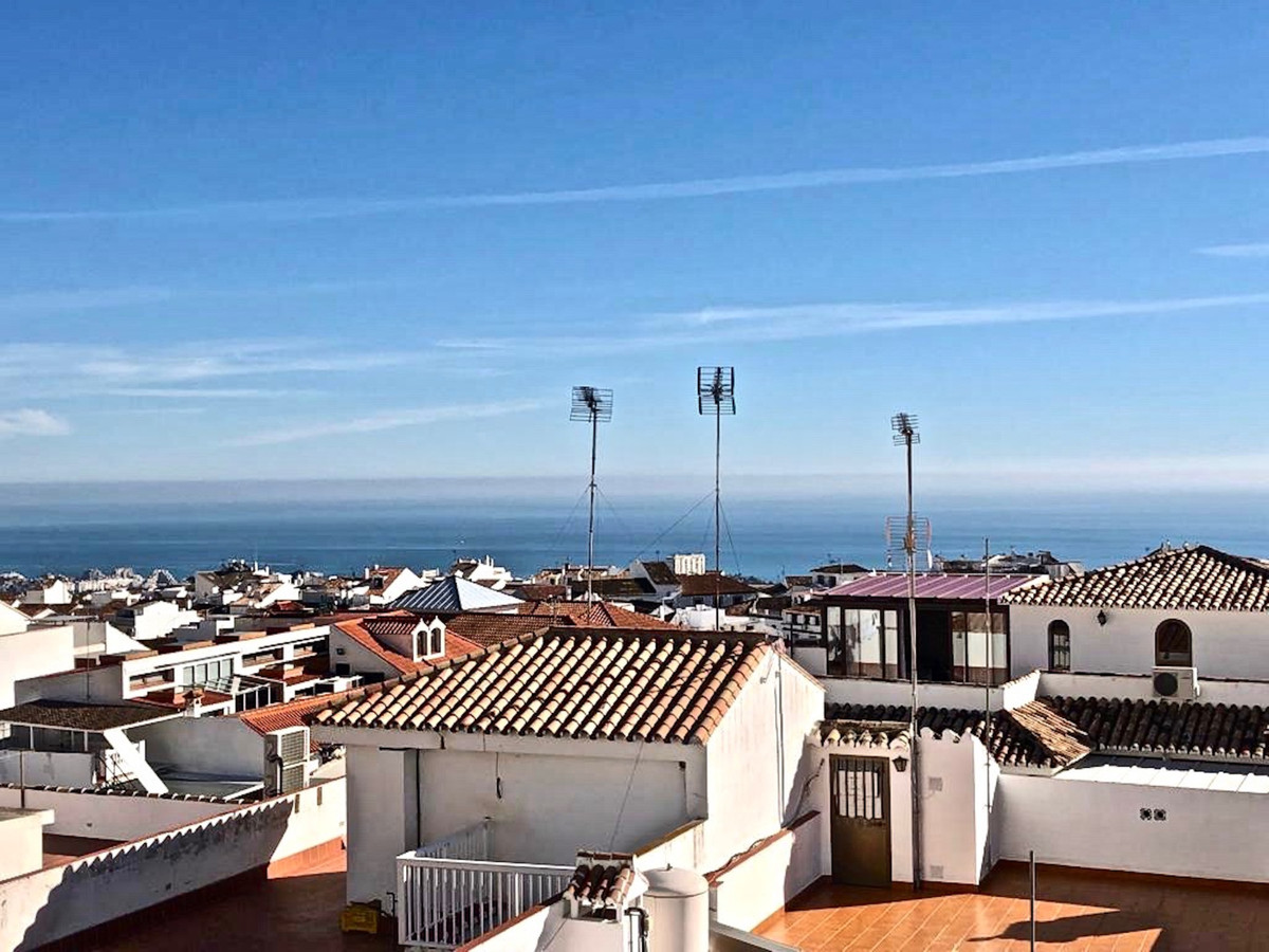 Completely renovated flat located in Benalmadena Pueblo, 5 minutes walk from the center to all shops, Spain