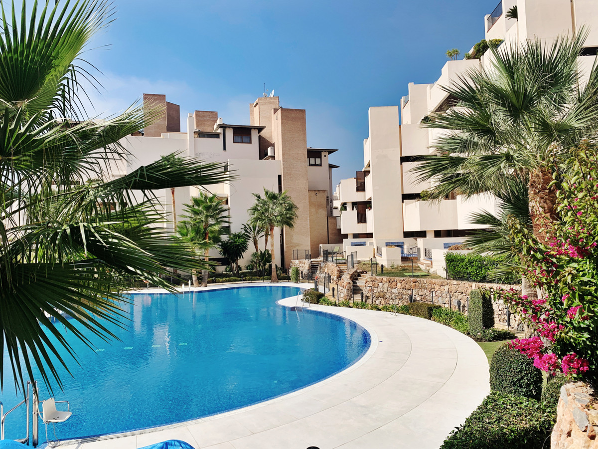 An impressive and exclusive urbanization comprising 257 luxury beachfront apartments located in one ,Spain