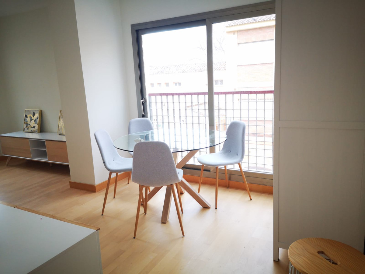 Exterior and bright apartment with modern and durable design with 2 bedrooms, 2 bathrooms, living ro, Spain