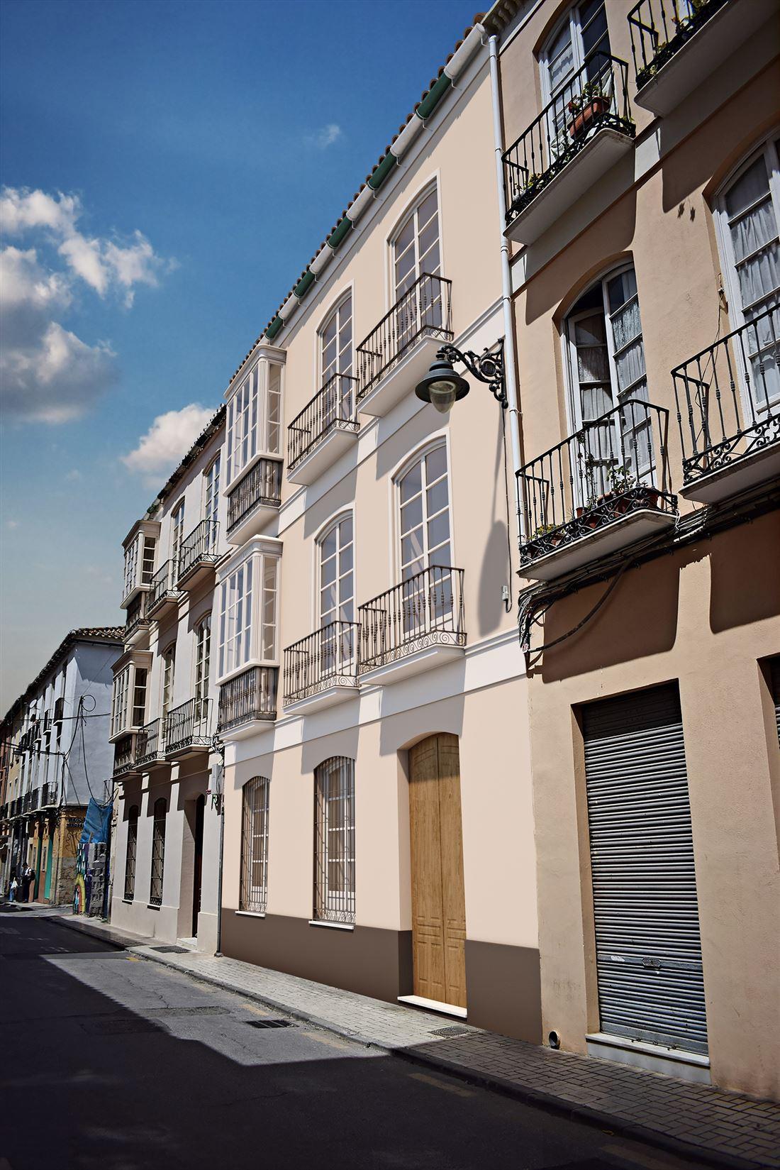 Costa del Sol - Málaga Centro