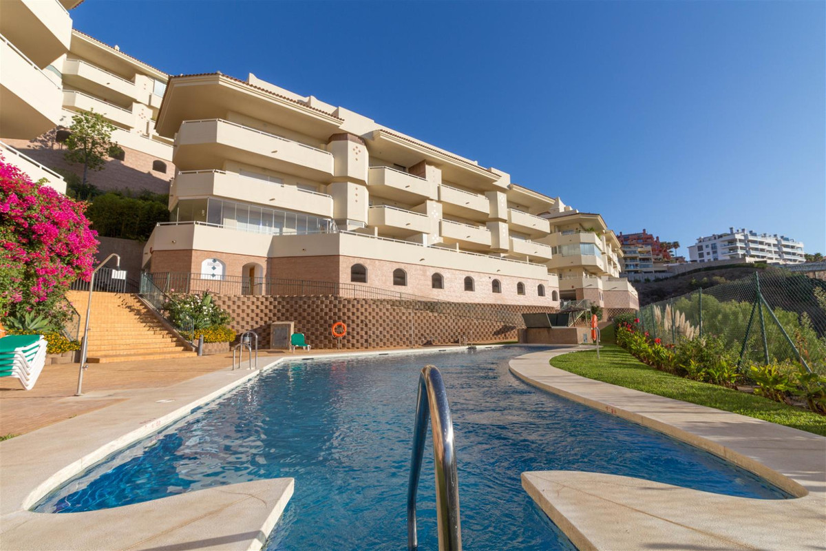 Enjoy the panoramic sea views from this beautifully presented, South facing, modern and spacious 3 b,Spain