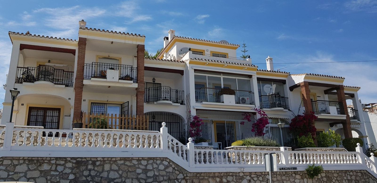 MIJAS GOLF. Magnificent fully renovated townhouse with panoramic sea views  and golf course, located, Spain