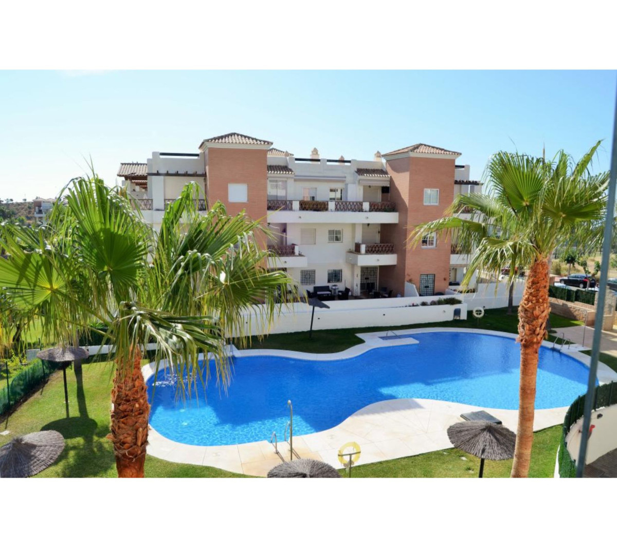 """""""Great-opportunity"""". Fantastic first line golf apartment. Two bedrooms; living room, kitch,Spain"""