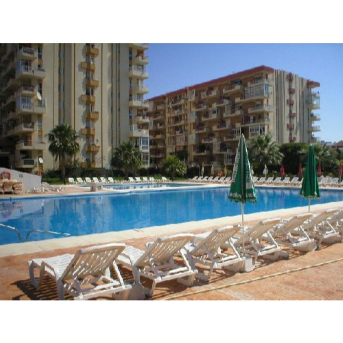 1 Bedroom Middle Floor Studio For Sale Benalmadena Costa, Costa del Sol - HP3615827