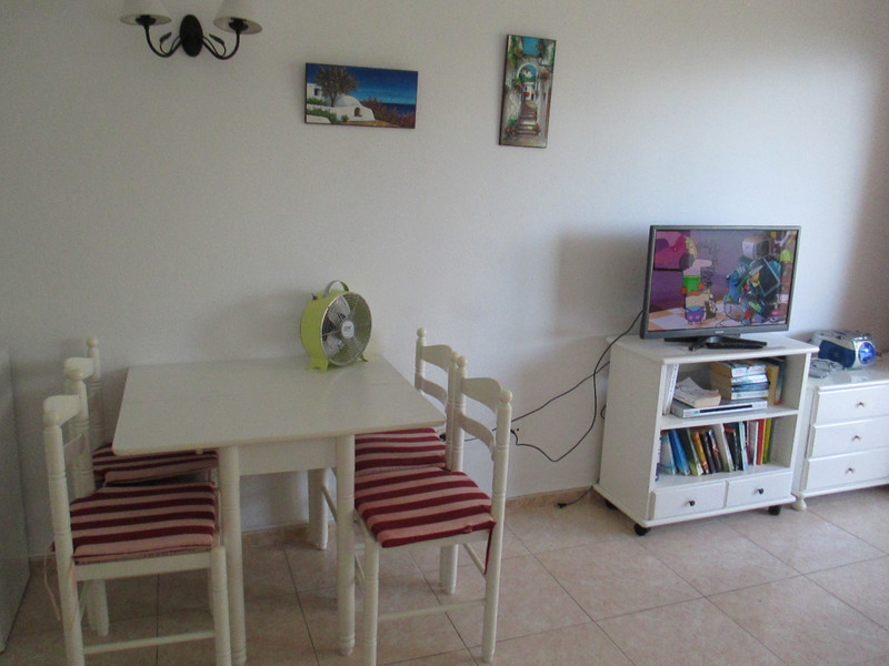 Middle Floor Apartment in Benalmadena Costa for sale
