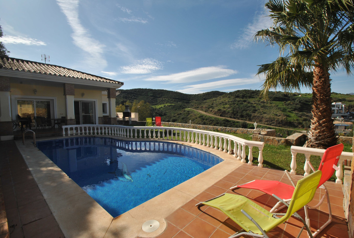 A large and well appointed three bedroom detached villa with additional self-contained guest apartme,Spain