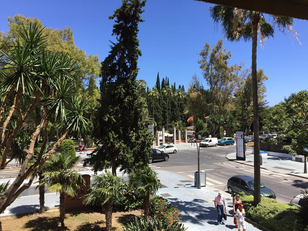 Unbeatable location in the very heart of Marbella town, just meters from the beach.  This two bedroo, Spain