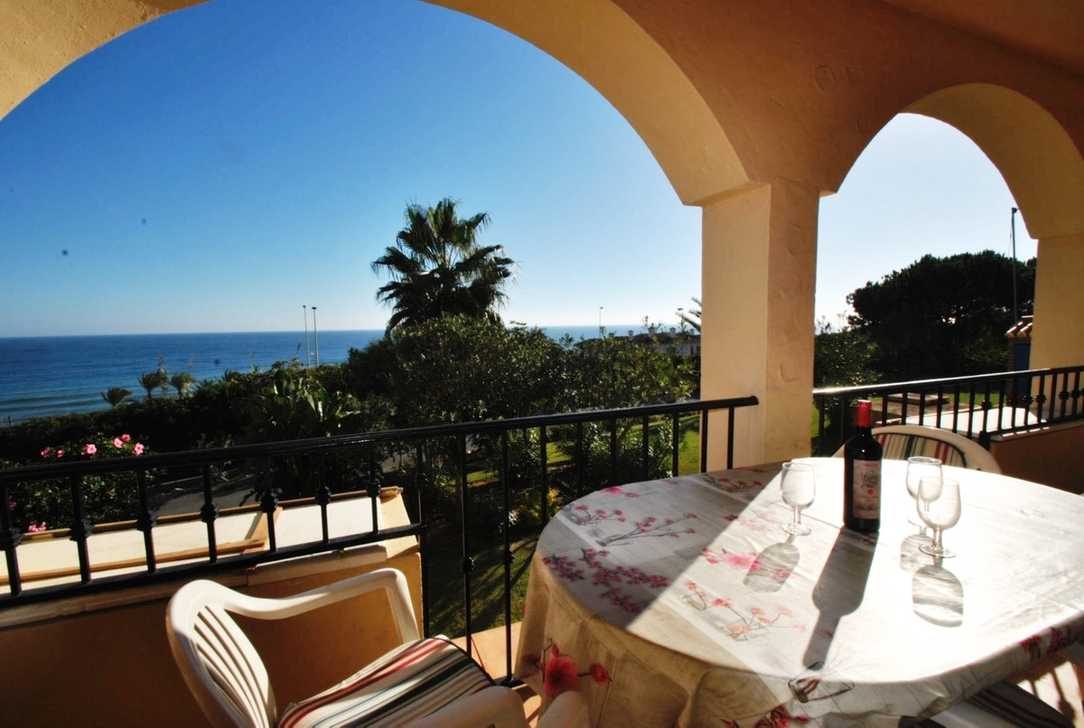 2 bed apartment with stunning sea views for sale - La Cala de Mijas