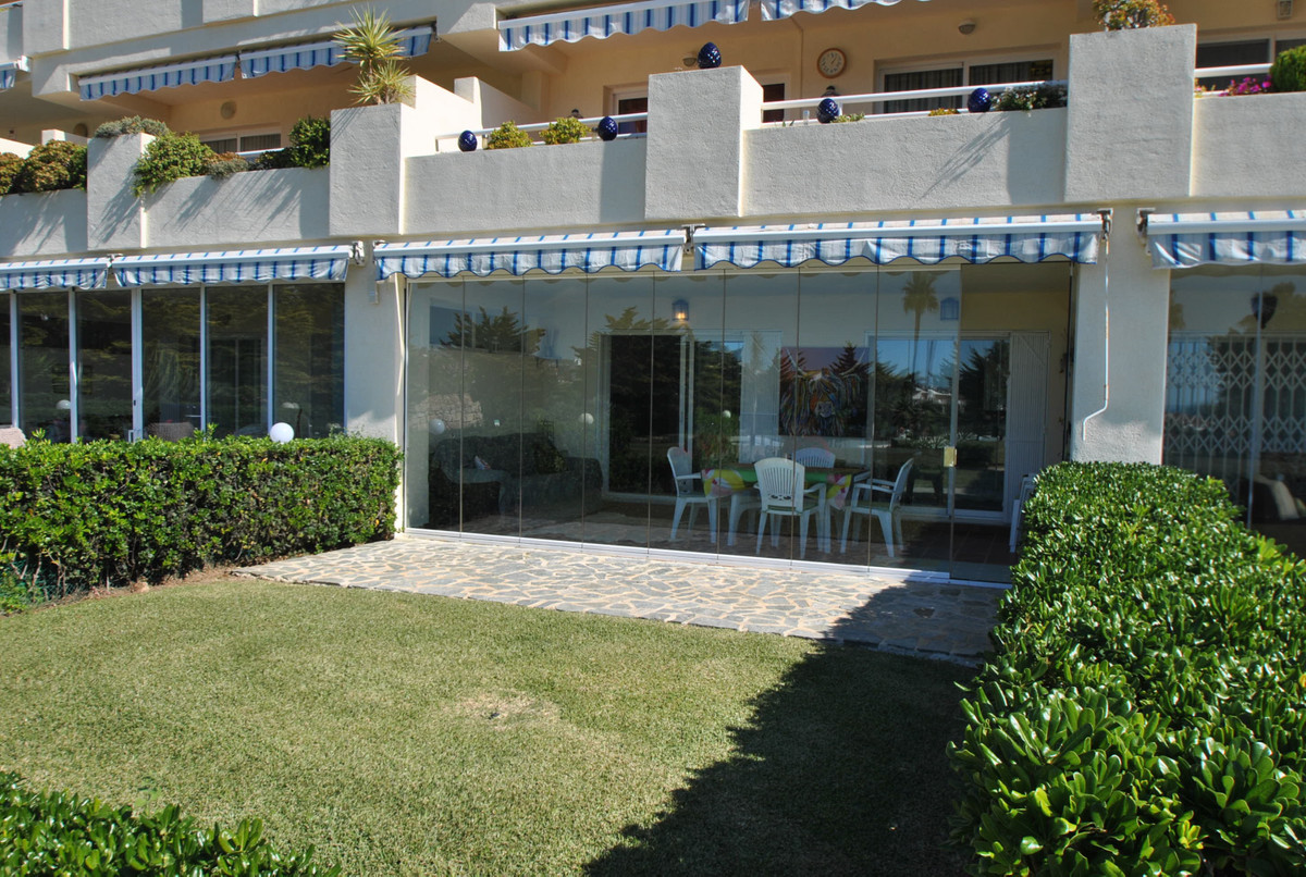 Apartment Ground Floor in La Cala de Mijas, Costa del Sol