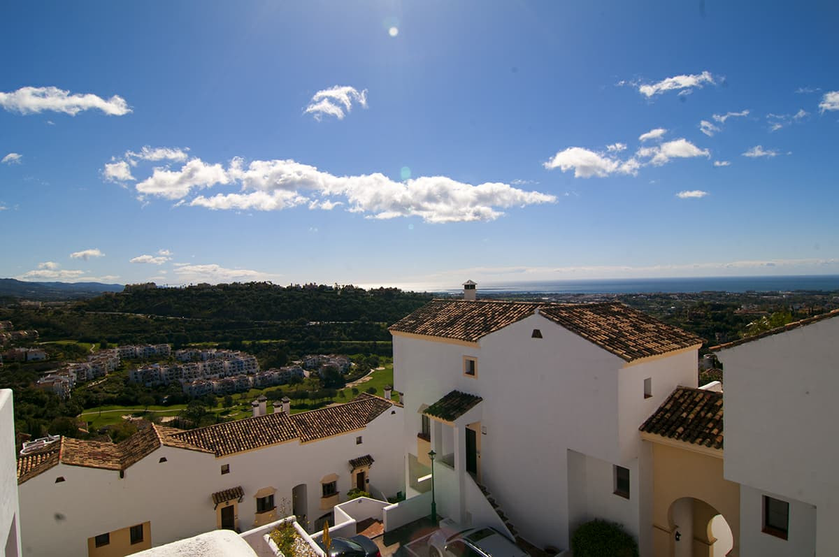A stunning two bedroom two bathroom ground floor apartment located in a stunning location with amazi, Spain