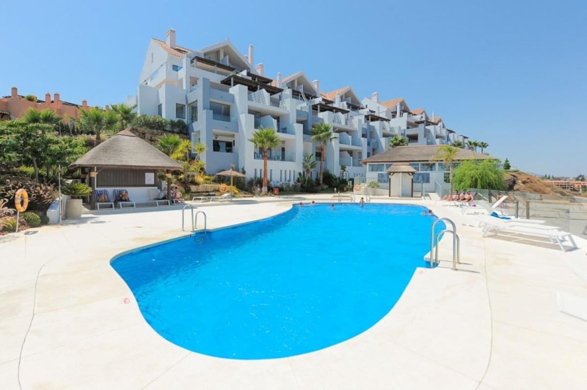 A stunning duplex penthouse located in the popular La Cala Hill Club close to La Cala de Mijas.  The,Spain
