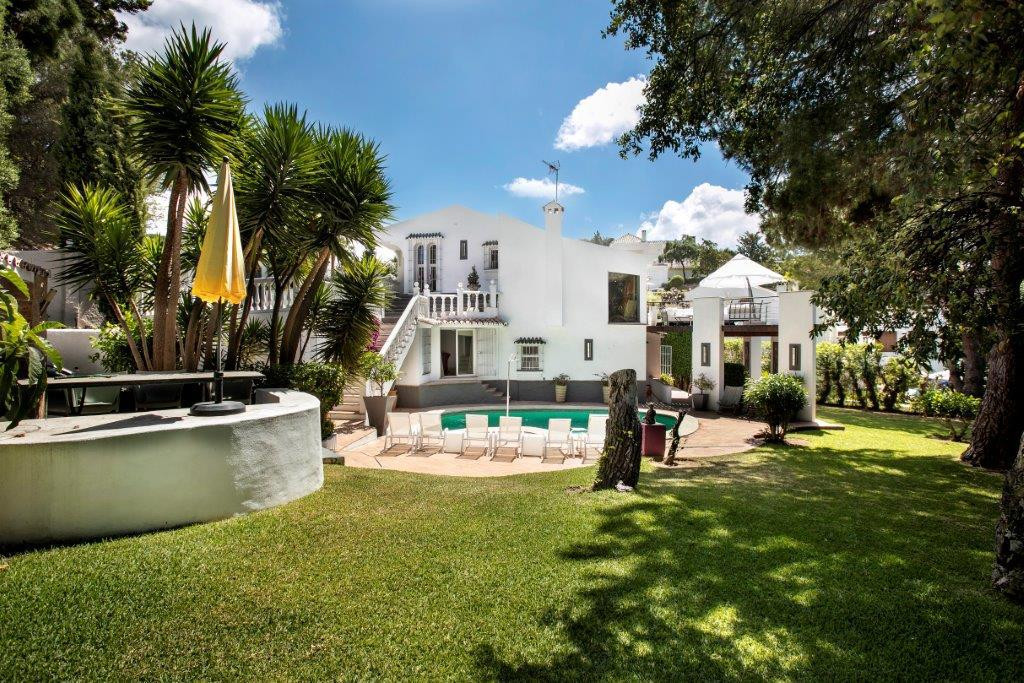 Unique luxury villa - El Rosario