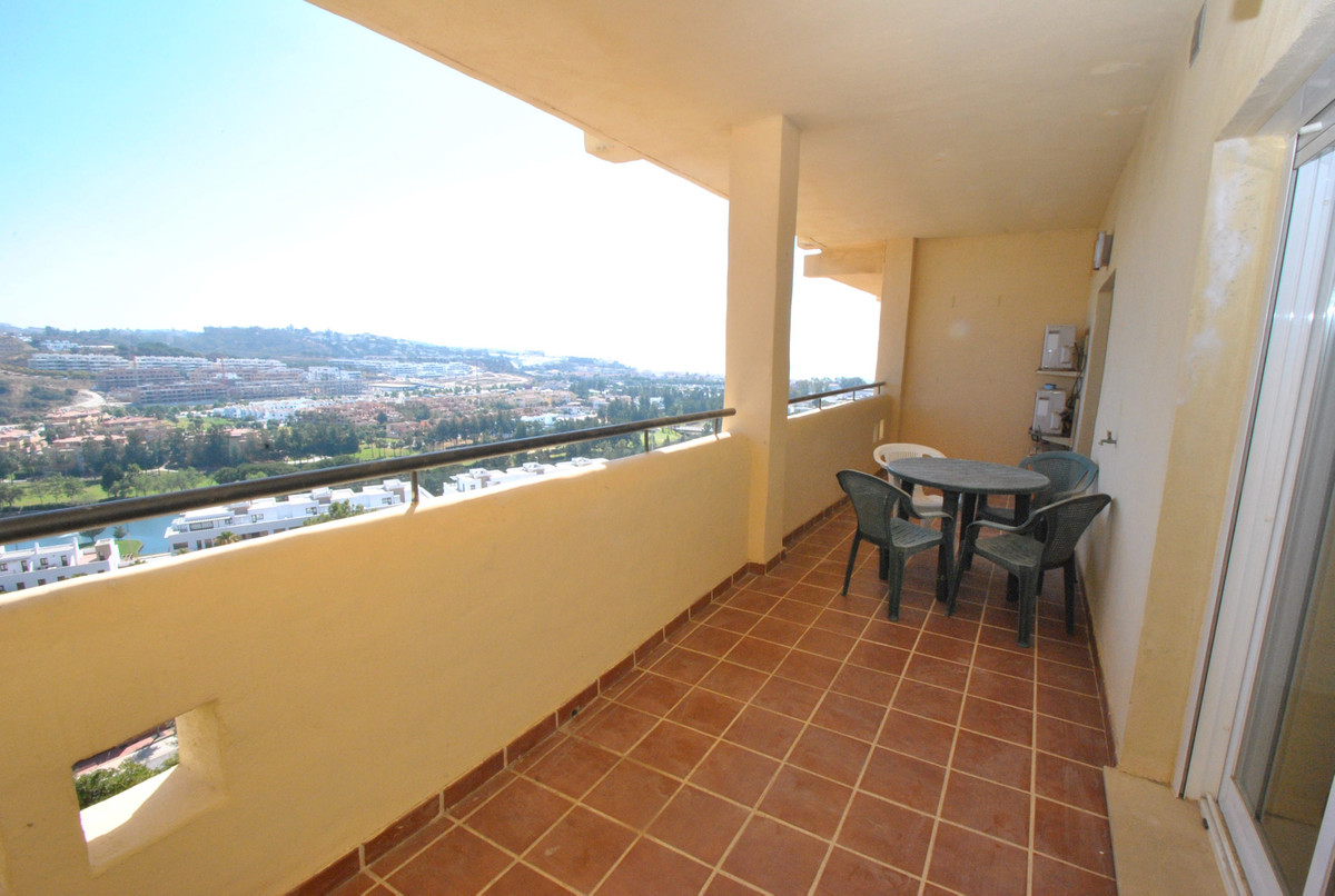 A lovely two bedroom duplex property located just 600 meters walk to the beach in the popular villag, Spain