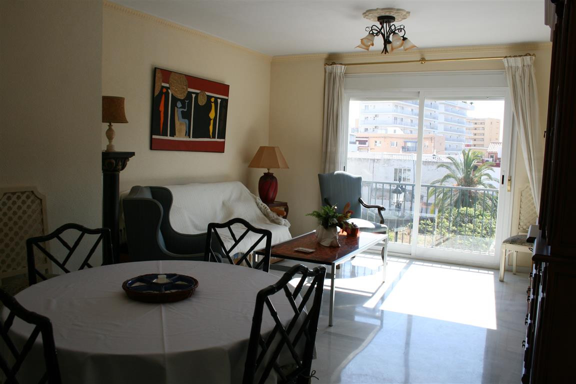 Location, location, location.  A fantastic two bedroom, two bathroom apartment located  a short walk,Spain