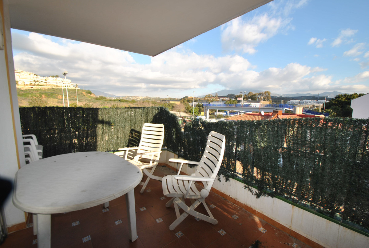 A very well presented, two bedroom apartment right in the heart of La Cala de Mijas, just 150 meters, Spain