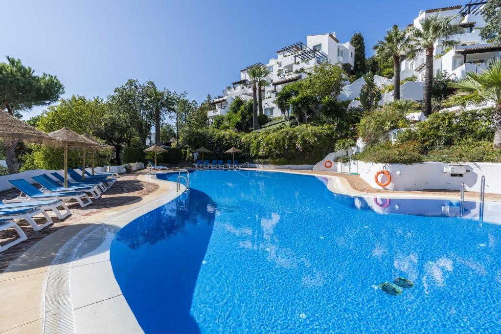 Marbella Banus Wohnung zum Verkauf in La Mairena – R3531670