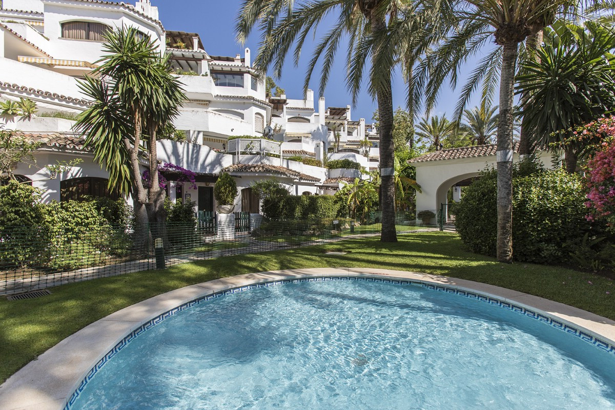 Duplex Penthouse very close to the beach in Golden Beach Elviria, East Marbella, offering two bedroo, Spain