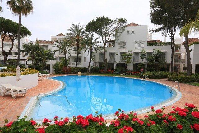Duplex Penthouse in White Pearl Beach, Elviria, East Marbella, only a stone´s throw away from the be,Spain