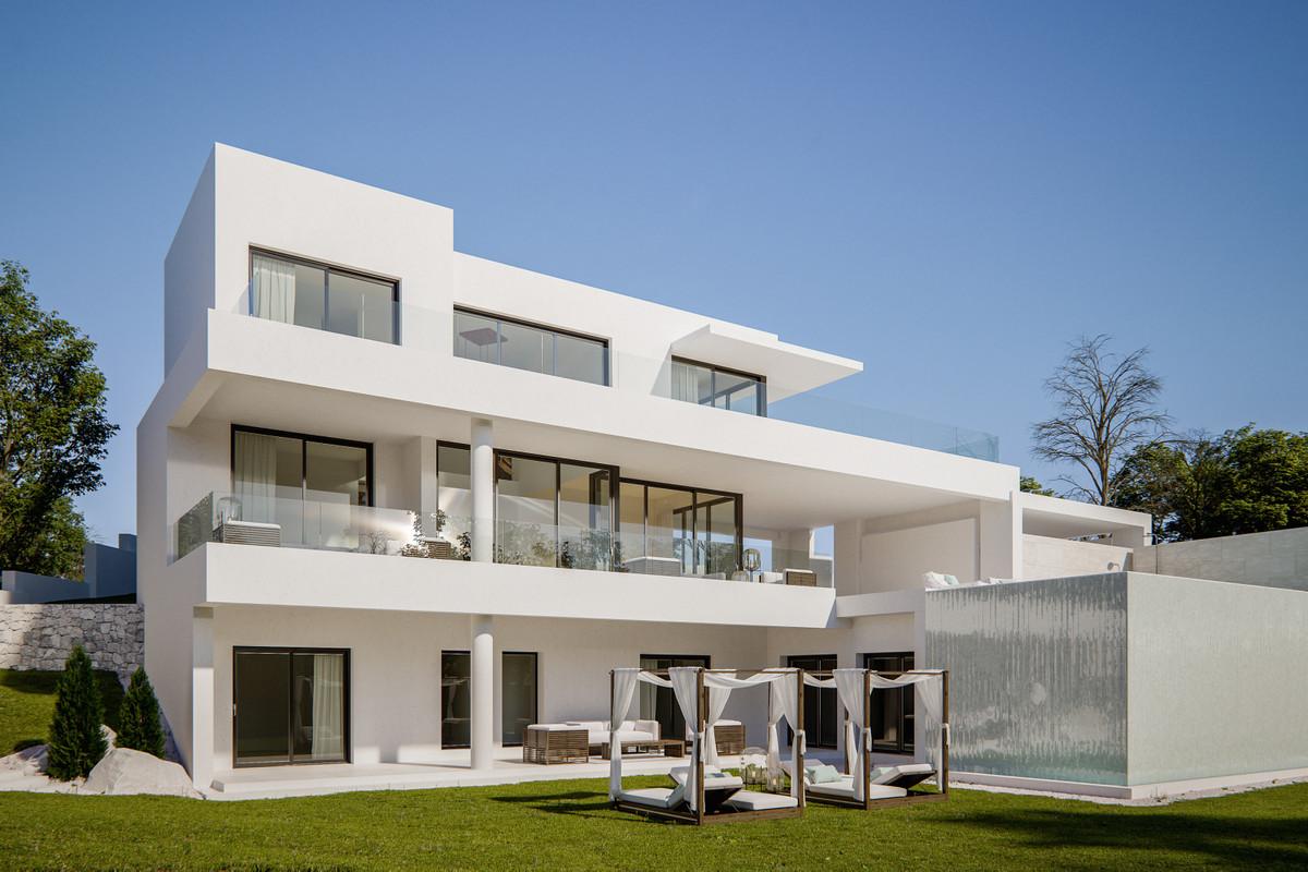 Maison Jumelée  Individuelle en vente   à Benahavís