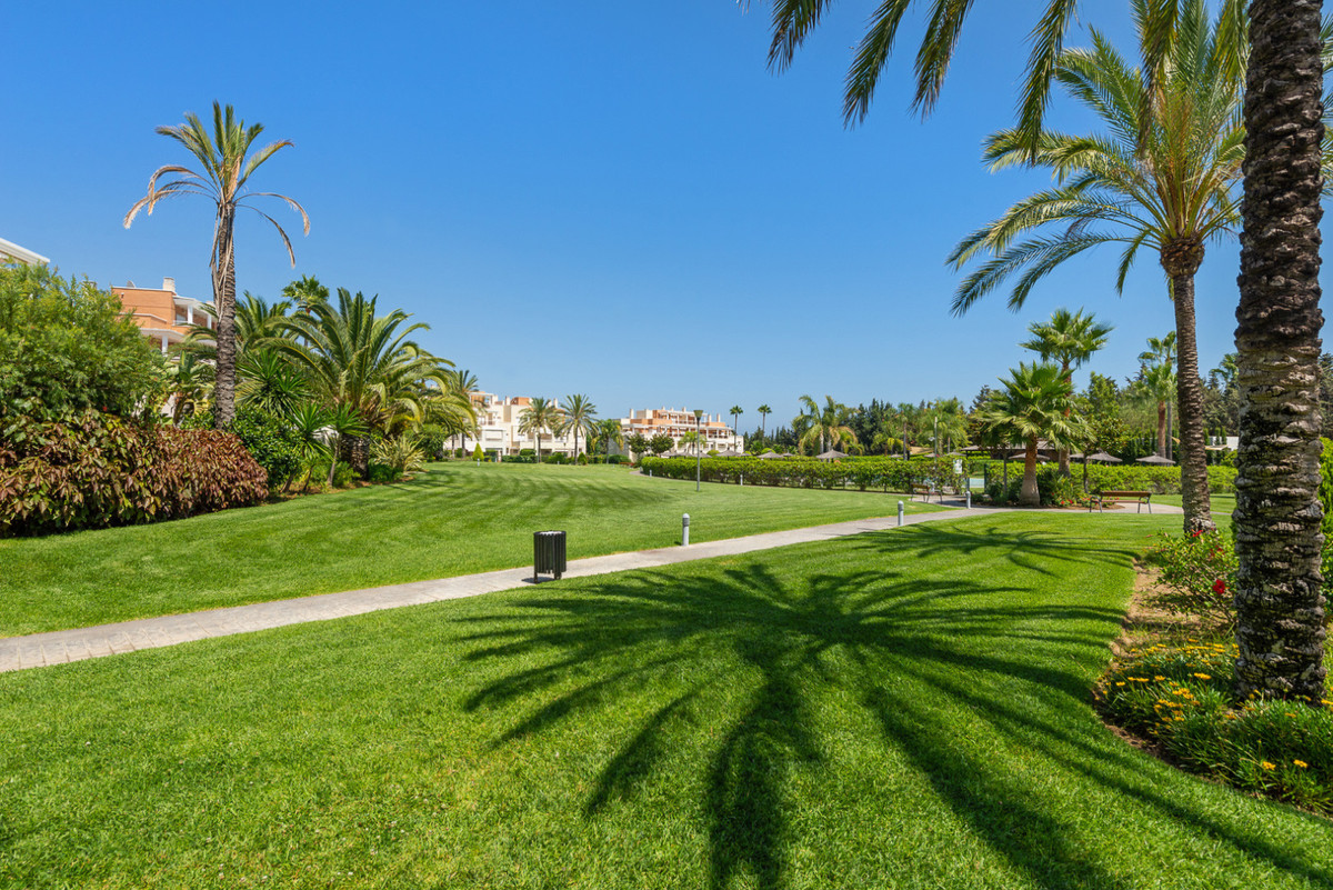 3 Bedroom Ground Floor Apartment For Sale Estepona