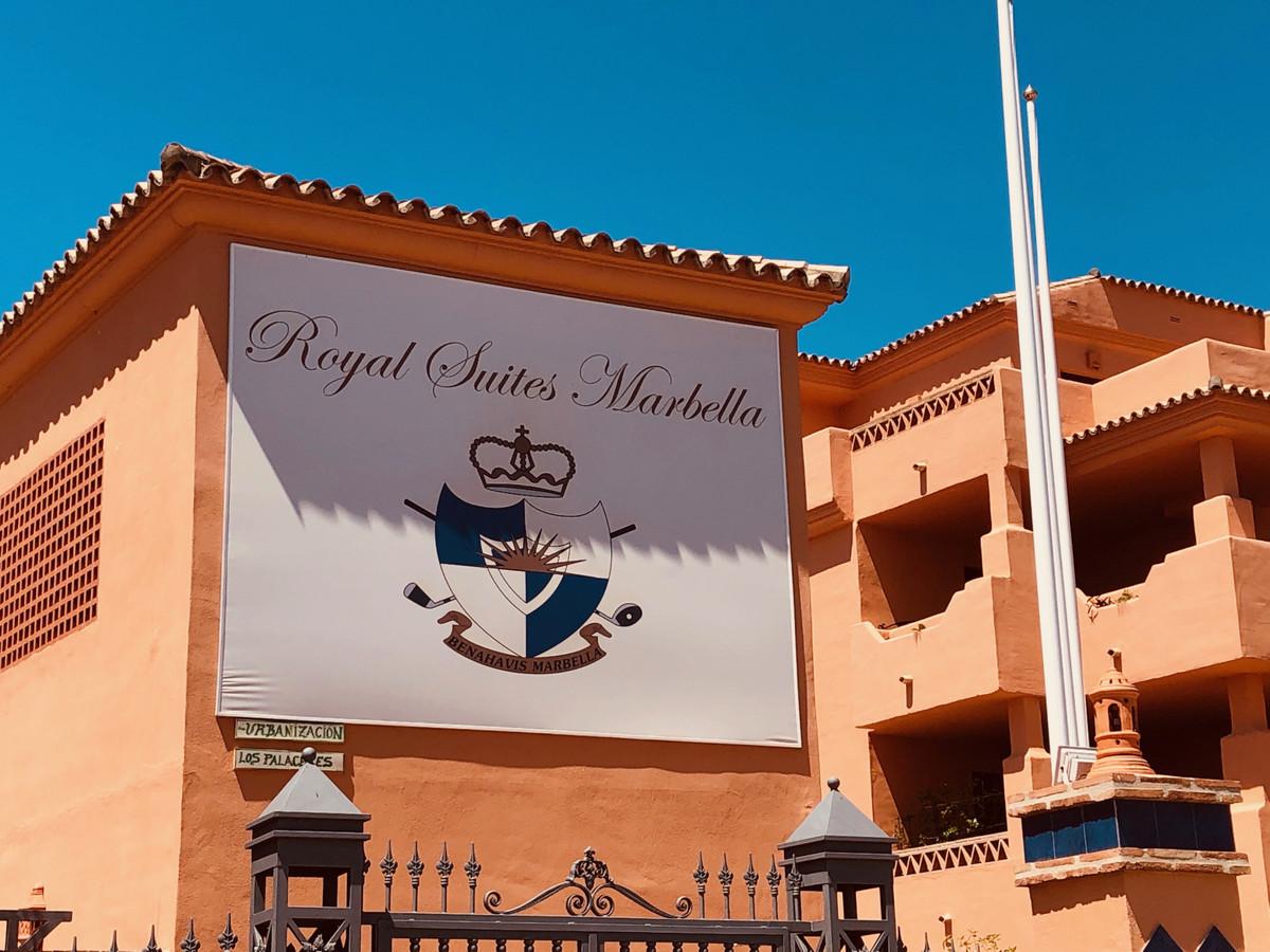 Marbella Banus Apartamento Planta Baja en Venta en Benahavís – R3728419