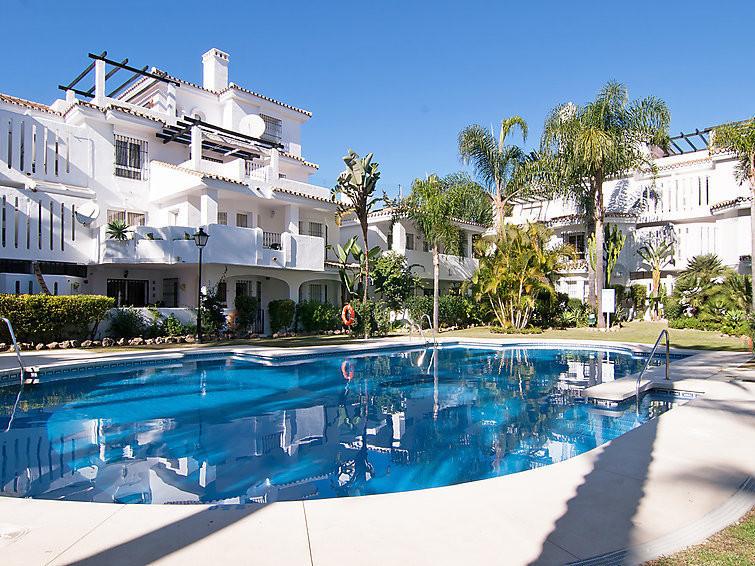 Marbella Banus Apartamento Planta Baja en Venta en Nueva Andalucía – R3672704