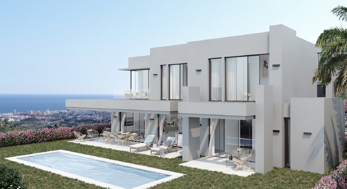 Villas Mijas Views is a unique development of exclusive four-bedroom villas boasting spectacular vie, Spain