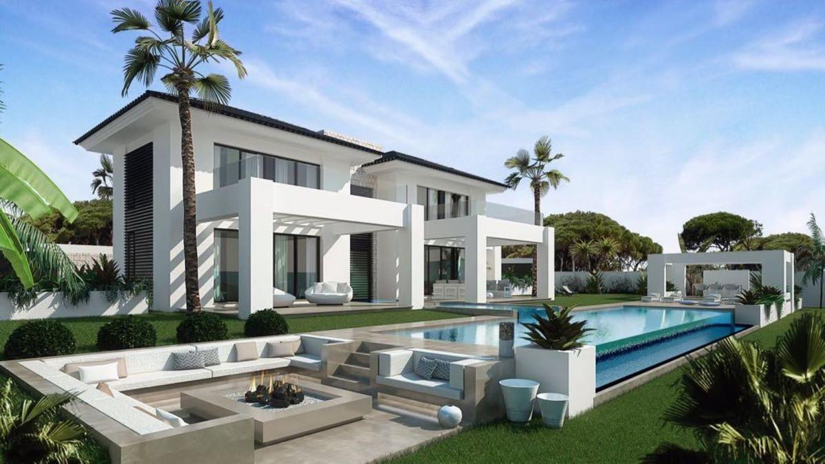 Marbella Banus Villa – Chalet en Venta en Benahavís – R3437035