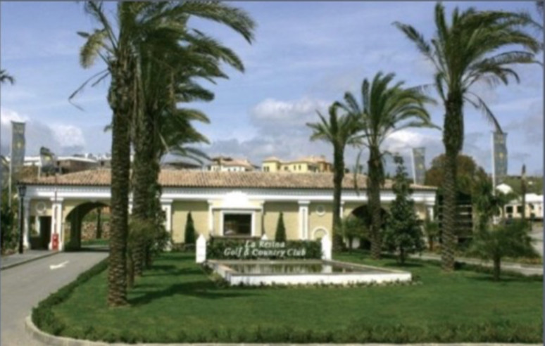 OPPORTUNITY FOR INVESTORS  For Sale:  1) 9-hole golf course on the new golden mile (between Marbella, Spain