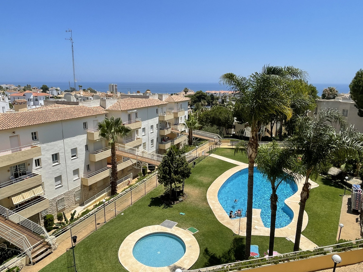 This beautifully presented apartment is located within an established quiet and secure community in ,Spain