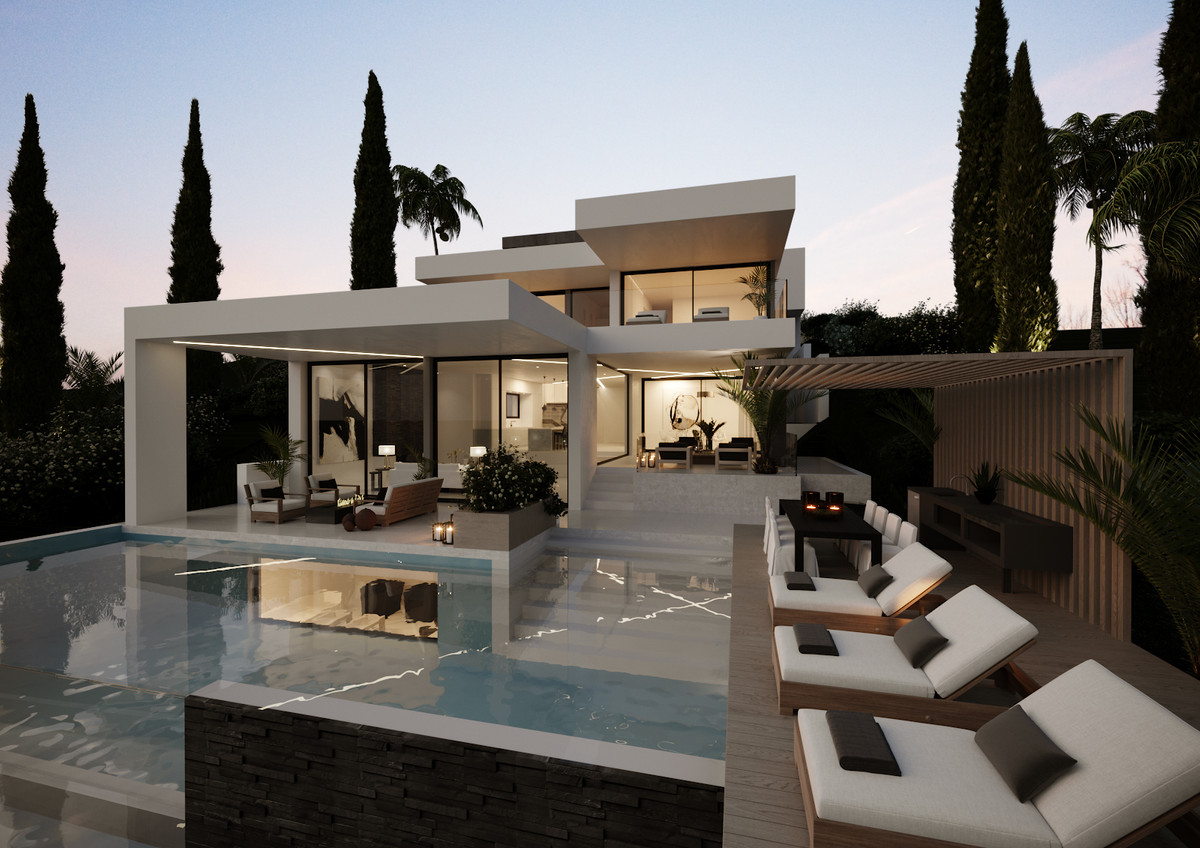 Located in a quiet cul-de-sac in Nueva Andalucia, an upmarket community and one of the most sought a, Spain