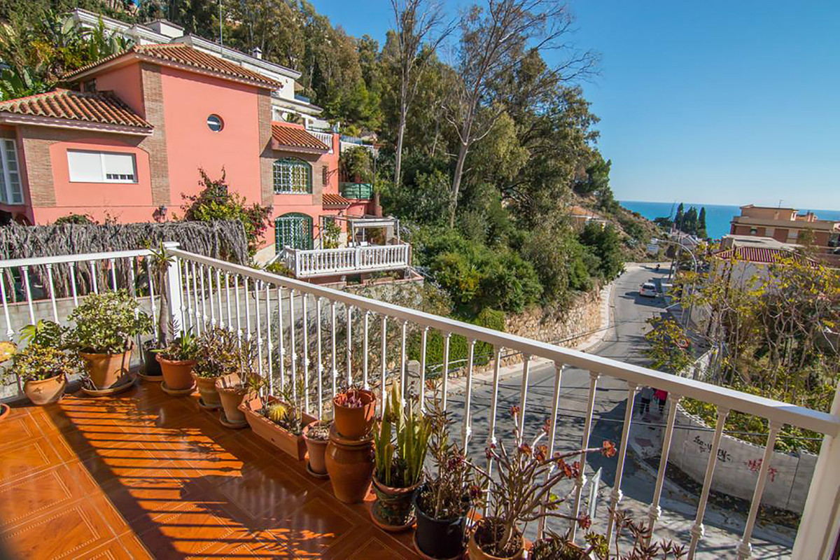 Penthouse for sale in Malaga Este
