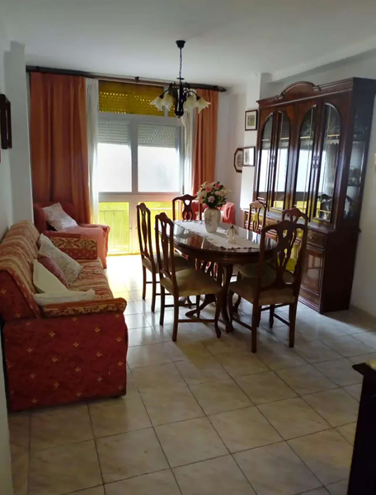 Middle Floor Apartment, Malaga East 80m from the beach, Costa del Sol. 3 Bedrooms, 1 Bathroom, Built,Spain