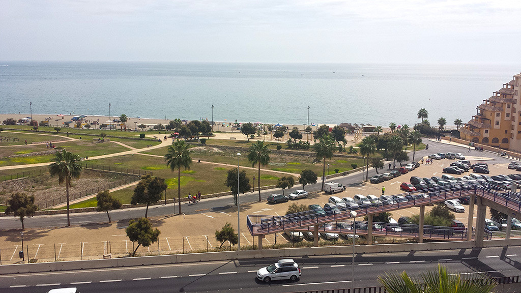 For sale a 2 bedrooms, 2 bathrooms penthouse with a 15m2 terrace and a 45m2 solarium with seaviews. ,Spain