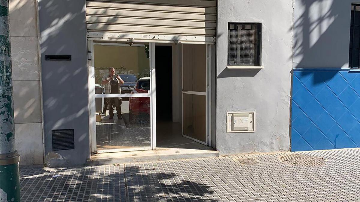Comercial en Venta en Málaga