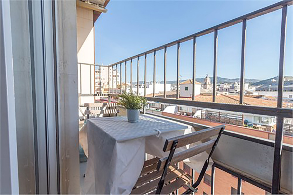 Middle Floor Studio, Malaga Historic Centre, perfect location!  Built 41 m². With turistic licence S,Spain