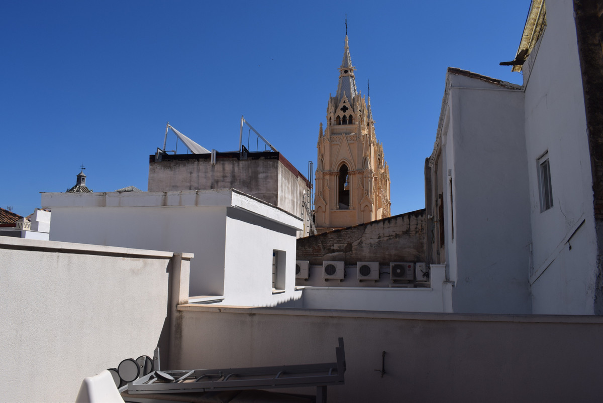 Penthouse, Malaga historic Centre close Thiessen museum !! Costa del Sol. 2 Bedrooms, 1 Bathroom, Bu, Spain