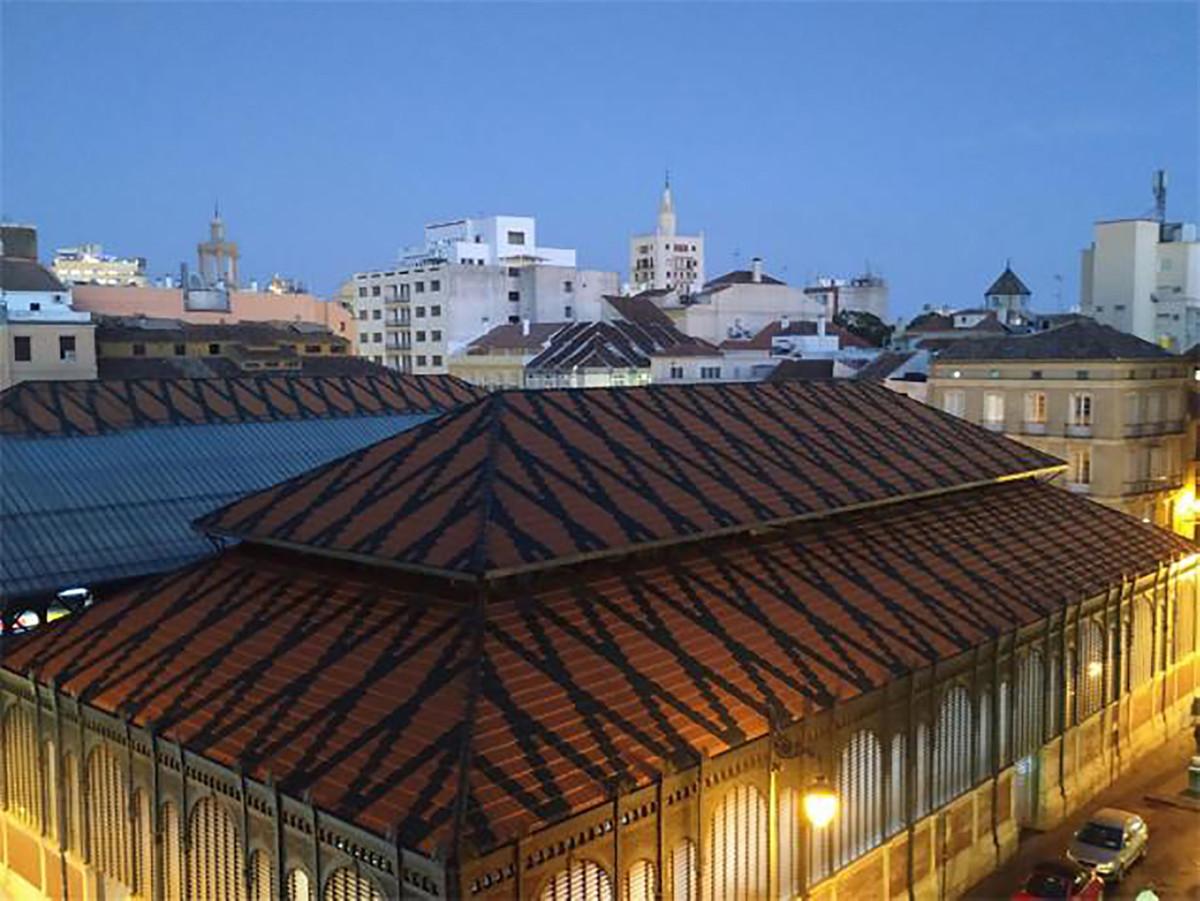 5th Floor Apartment, Malaga historic Centre, Costa del Sol. 3 Bedrooms, 2 Bathrooms, Built 107 m2;. ,Spain