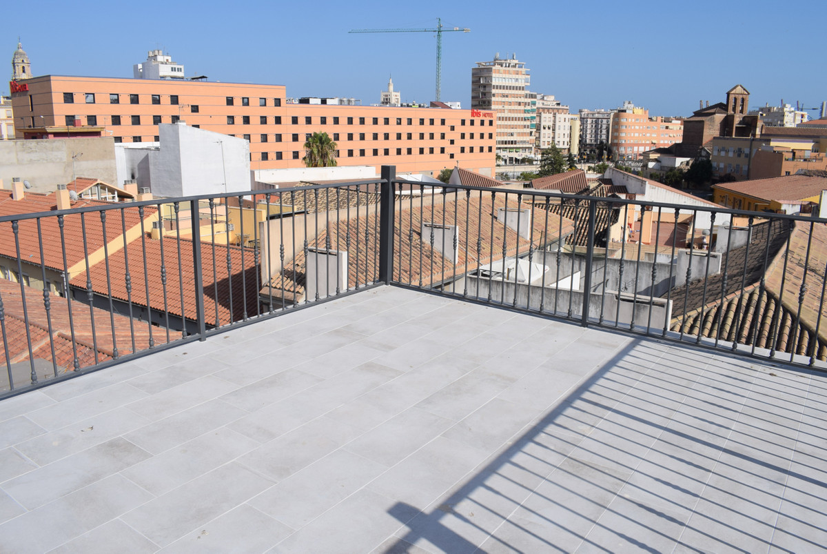 Apartment Complex for sale in Málaga Centro R3475345