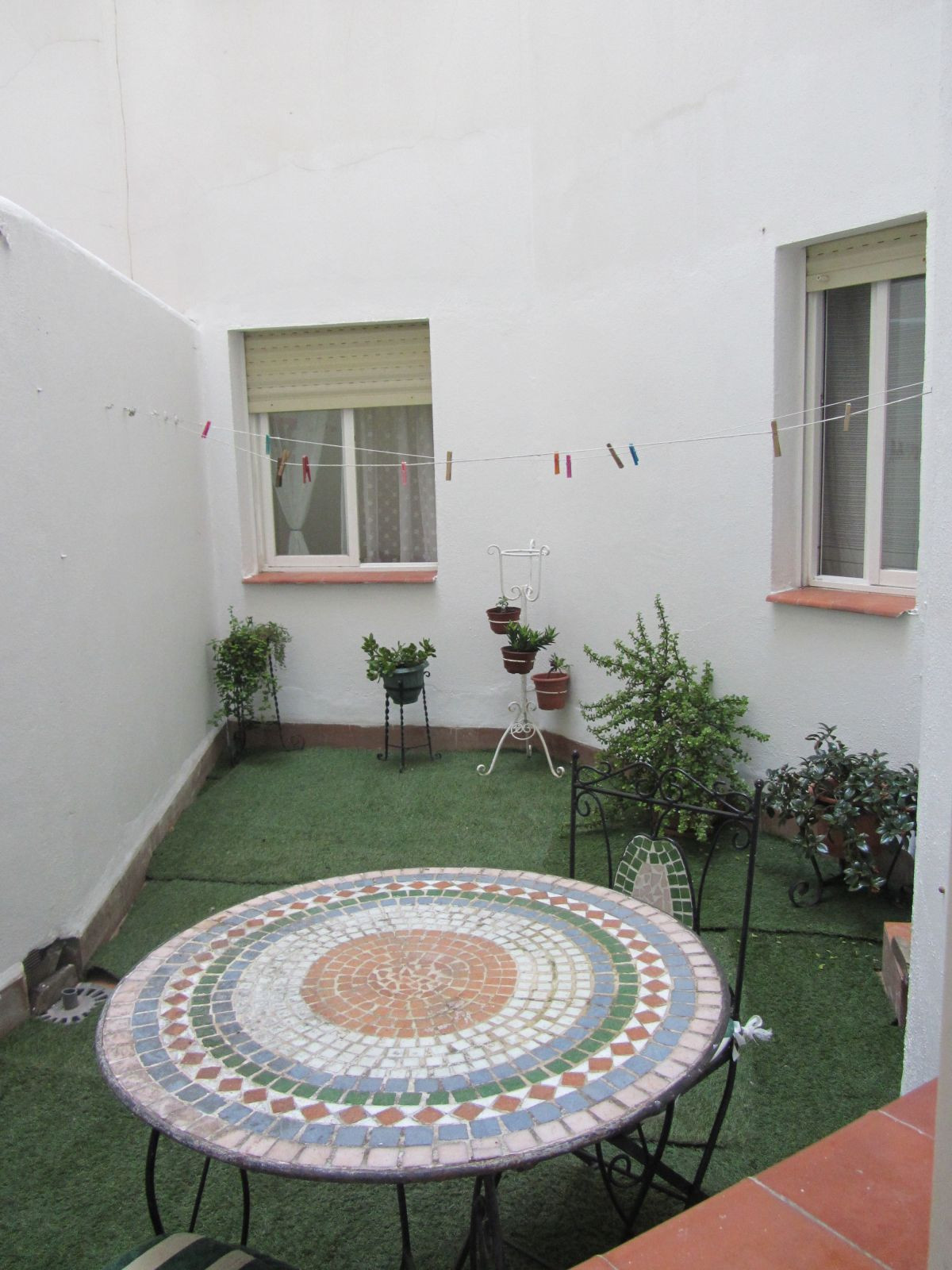 Middle Floor Apartment, Malaga 3mn walking historic Centre, Costa del Sol. 3 Bedrooms, 2 Bathrooms, , Spain