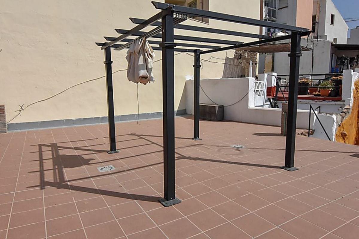 Townhouse/ casa mata, Malaga Historic Centre, Costa del Sol. 2 Bedrooms, 1 Bathroom, Built 71 m2;, TSpain