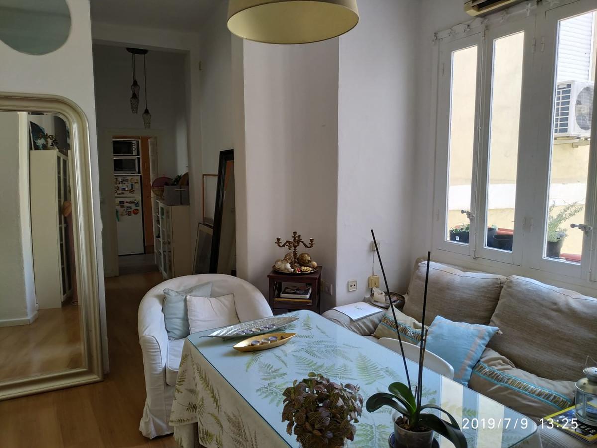 Tussenverdieping Appartement Málaga Centro