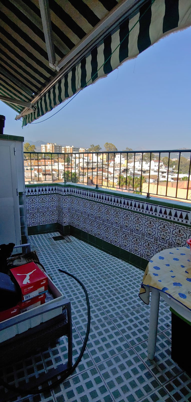 Penthouse for sale in Malaga Centro