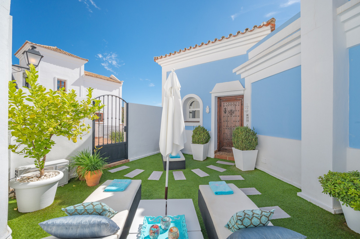 Exclusive Listing. Amazing, south west facing, top  refurbished, very private Townhouse at the uniqu,Spain