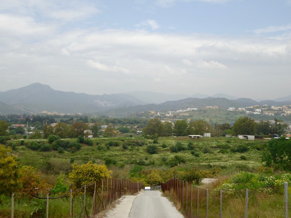 Commercial plot with future residential licence for sale in San Pedro de Alcantara, Marbella.  Plot , Spain