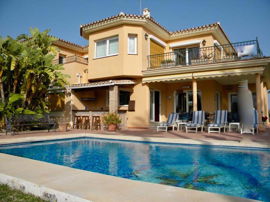 Villa in Mijas Golf