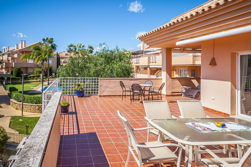 Penthouse in Elviria