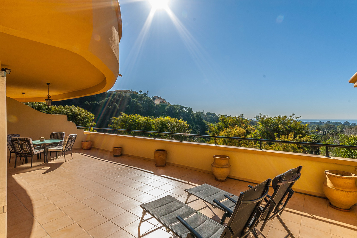 Ground Floor Apartment in Elviria