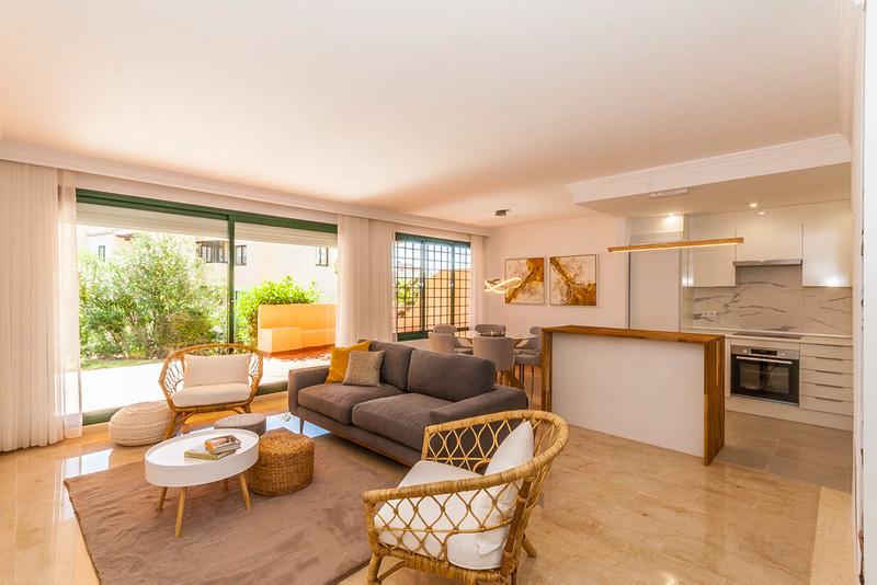 Ground Floor Apartment in Elviria