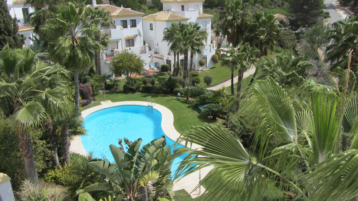 This apartment has the entrance at street level but is a top floor apartment and has a good floorpla, Spain